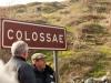 colossae sign