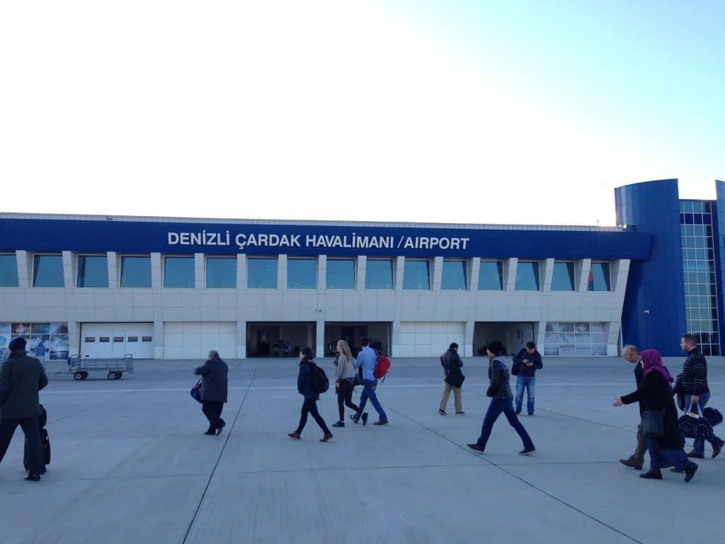 Denizli Cardak Airport - Havalimani