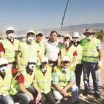 Denizli youth employed in excavations of Archaeology sites