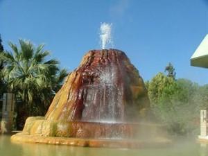 Karahayit hot thermal springs